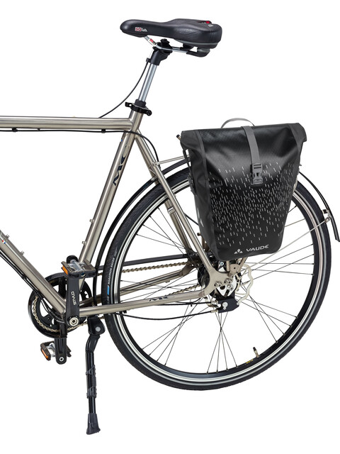 VAUDE Aqua Back Luminum Pannier Single black